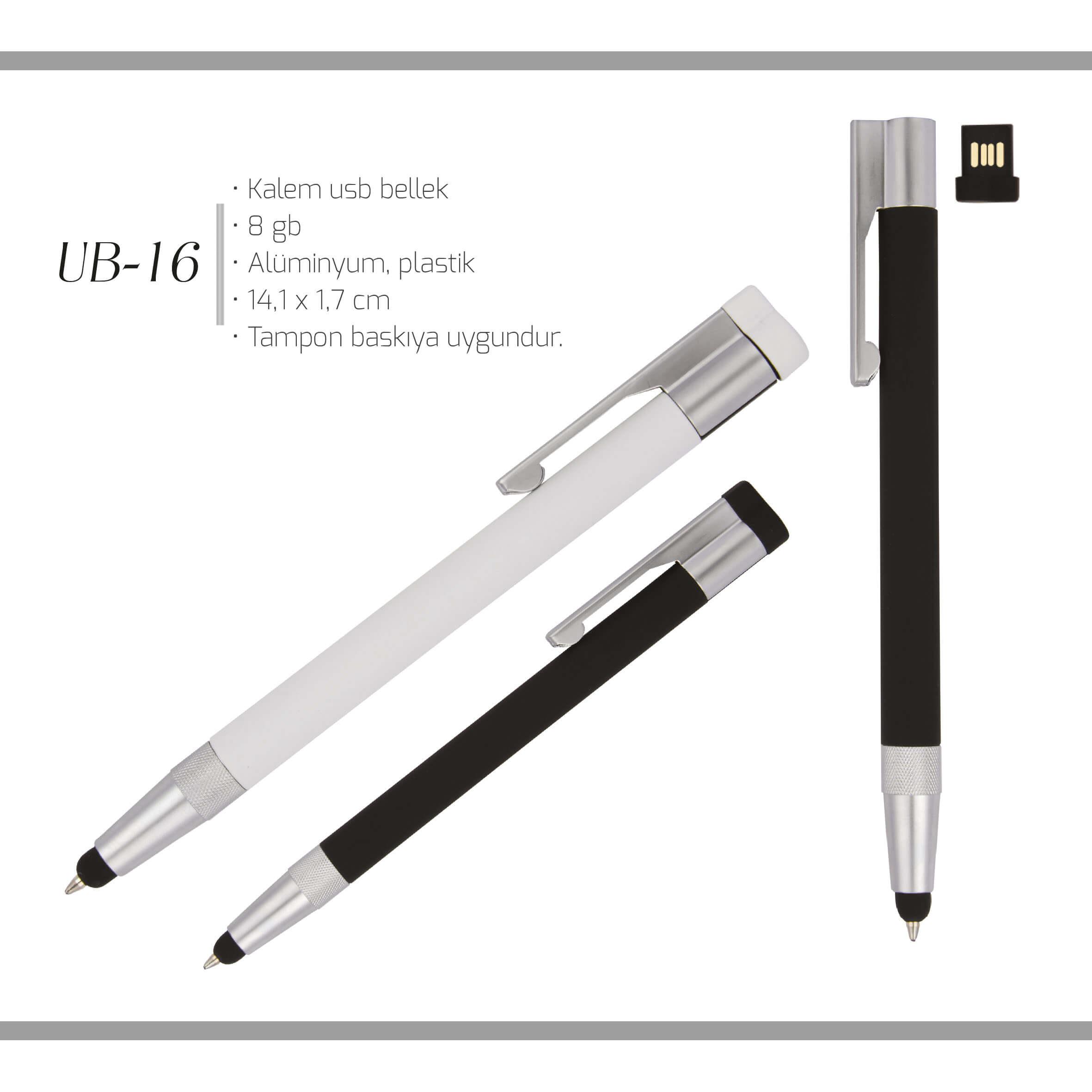 promosyon-promosyon ürünleri-kalem usb bellek-promosyon UB-16
