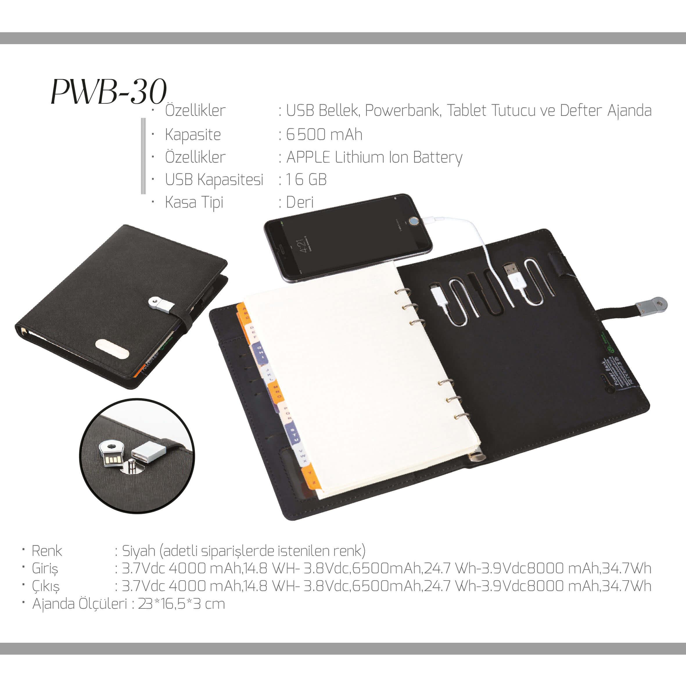 promosyon-promosyon ürünleri-powerbank-promosyon pwb-30