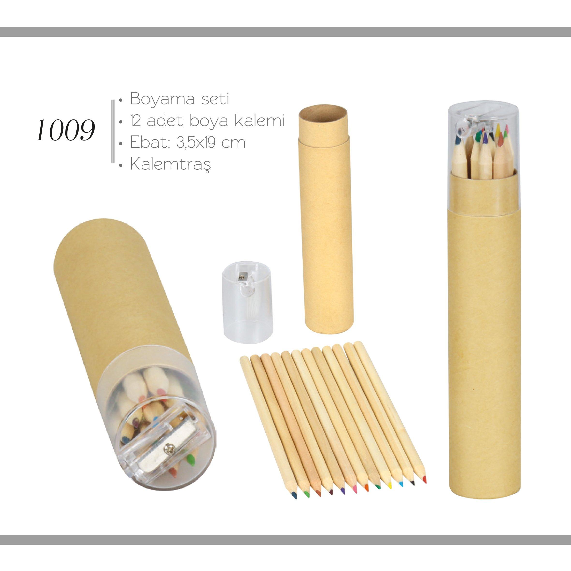 promosyon-promosyon ürünleri-promosyon kalemler-kurşun kalemler-promosyon ahşap kurşun kalem seti 1009