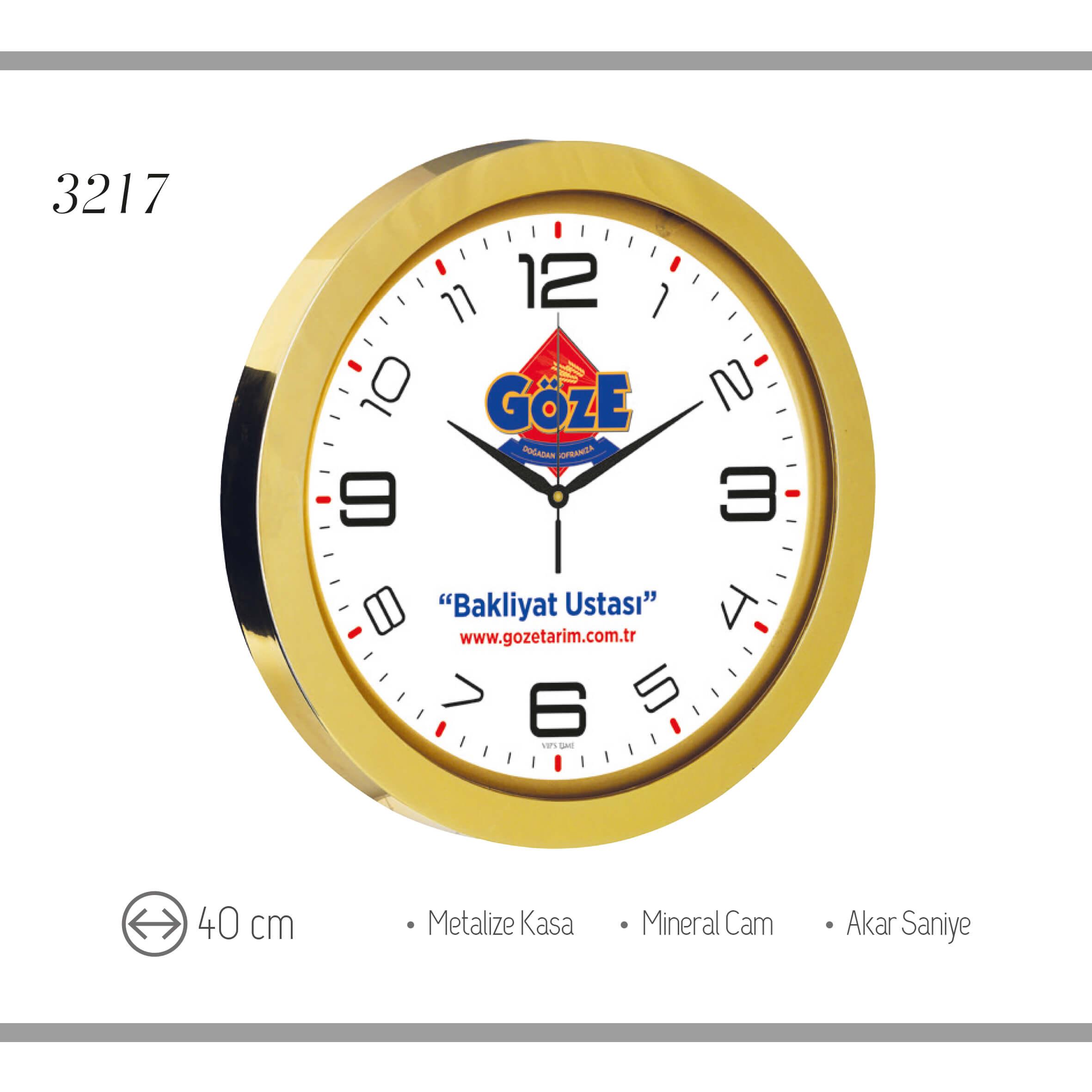 promosyon-promosyon ürünleri-promosyon saatler-duvar saatleri-promosyon duvar saati 3217