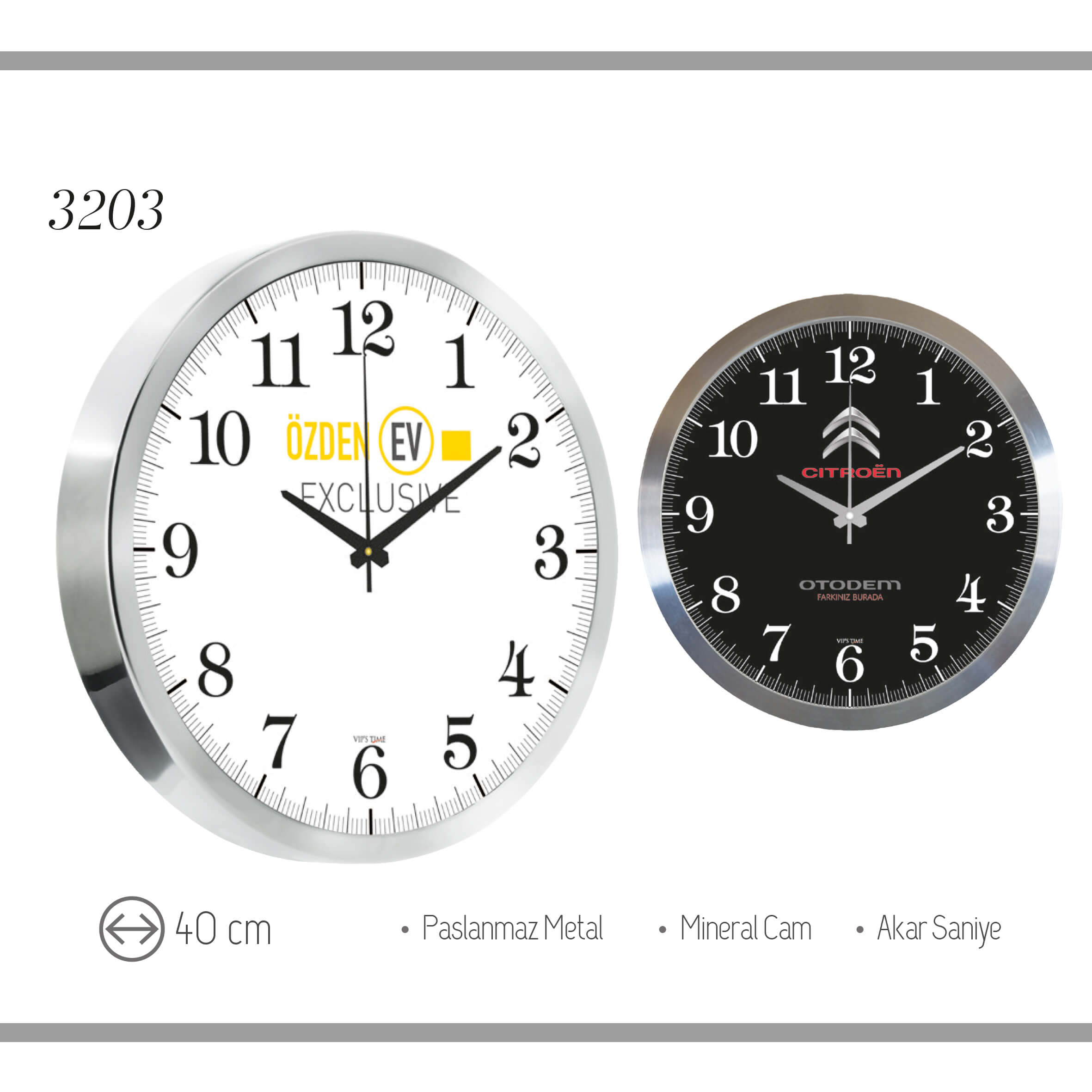 promosyon-promosyon ürünleri-promosyon saatlerduvar saatleri-promosyon duvar saati 3203