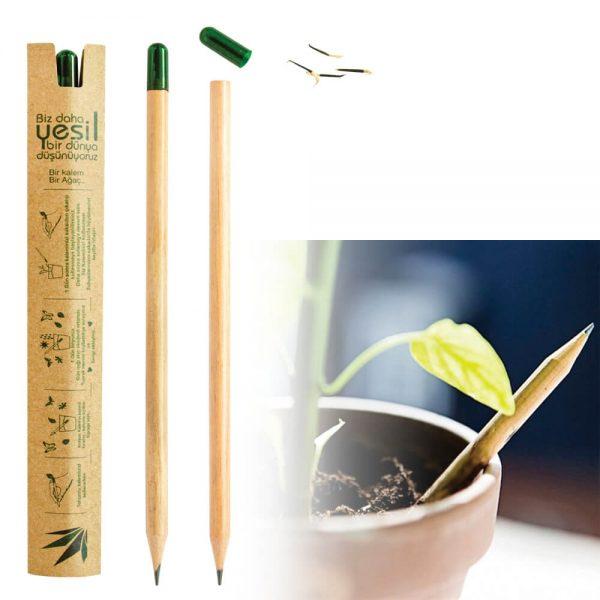 Promosyon Kalem 1380, tohumlu kurşun kalem